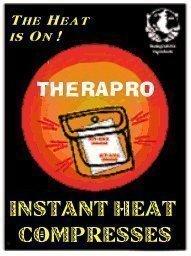Instant Heat Compress