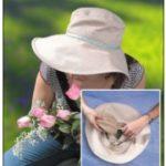 Cooling Garden Hat – KHAKI