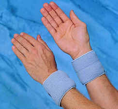 Cooling Wrist Band