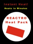 REACTRO™ INSTANT HEAT PACKS