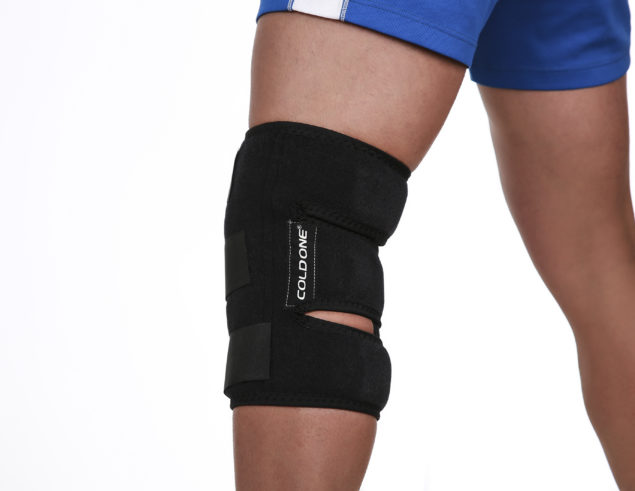 knee therapy wrap